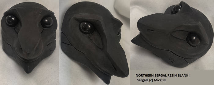 Northern Sergal Resin Blank