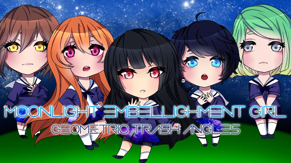Moonlight Embellishment Girl Video Thumbnail by Zaxisa
