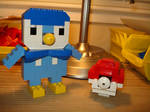 Piplup, now in lego