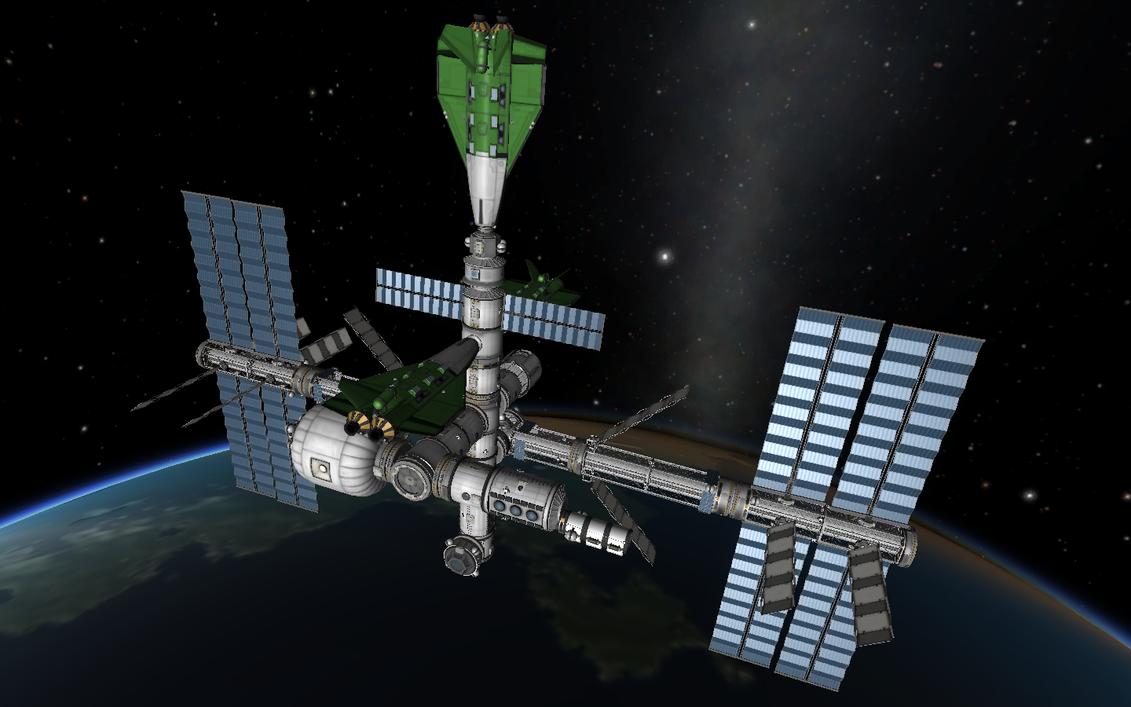 spacecraft ksp - photo #17