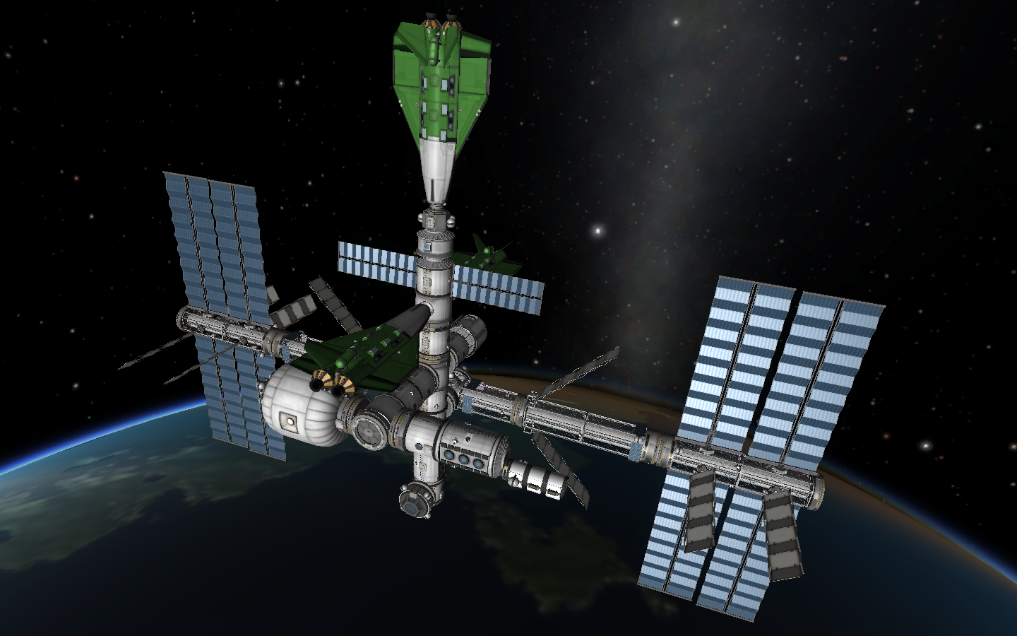kerbal space station build - photo #12