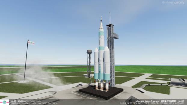Crewed launch