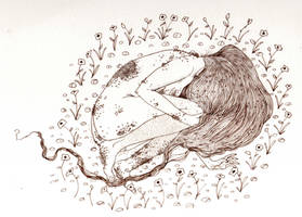 Illustration Friday, confined by pink-porcupine