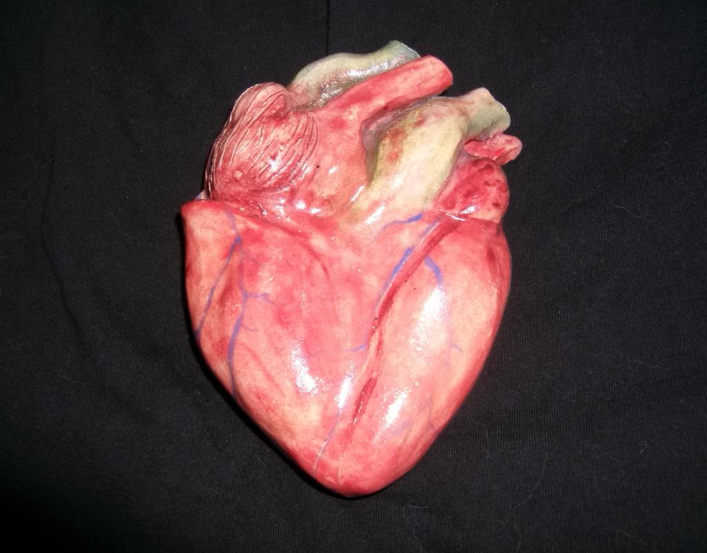 Souvenir Heart by pink-porcupine