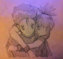 Ryuki +heart+ by Hydrotoxin