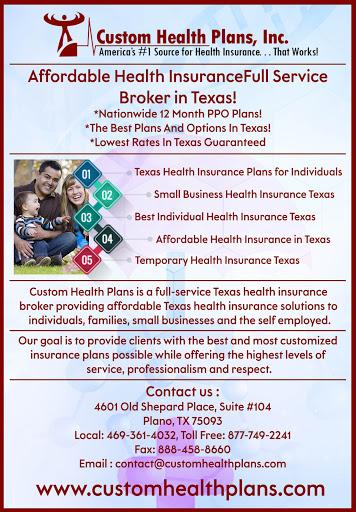 Health Insurance Texas >> Affordable Texas Health Insurance By Customhealthplansinc On Deviantart