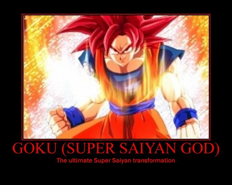 Super Saiyan God  Dragon Ball Wiki