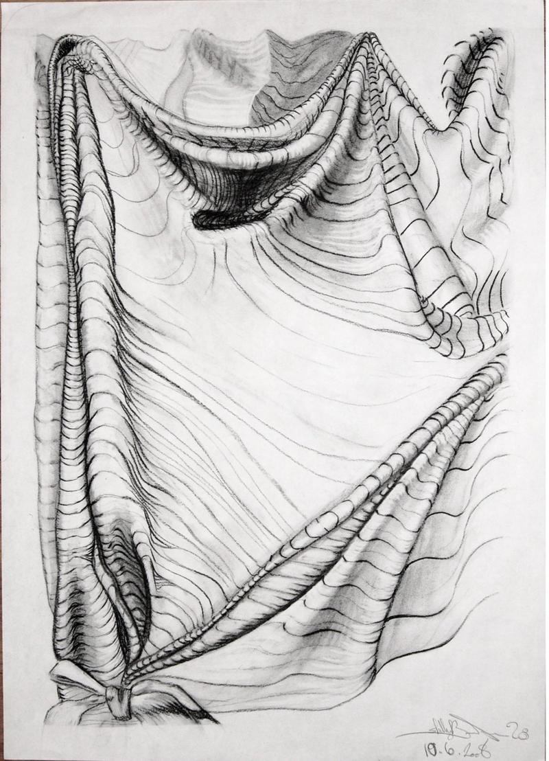 drawing 1 fabric