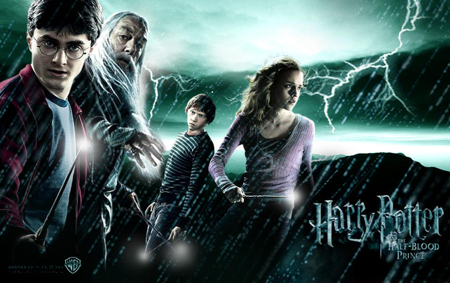 Harry Potter e o Enigma do Príncipe Torrent – Bluray 1080p - 720p Dublado Download (2009)