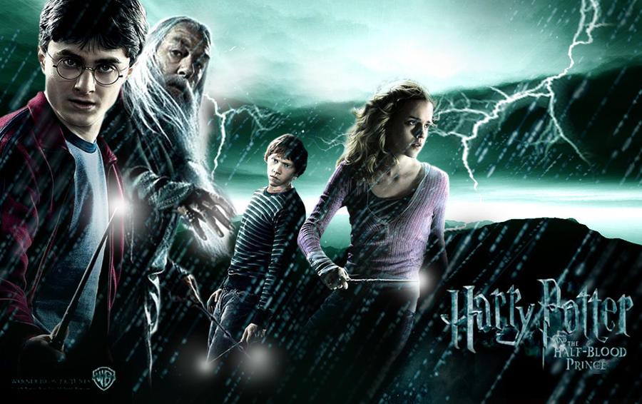 Harry Potter e o Enigma do Príncipe Torrent – Bluray 1080p - 720p Dublado Download (2009)