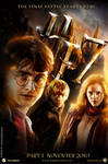 harry potter 7 fan made poster