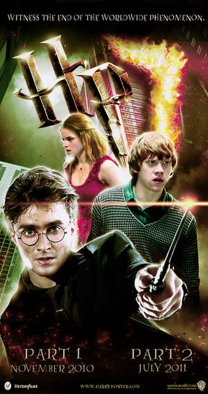 hp 7 fan made poster 2