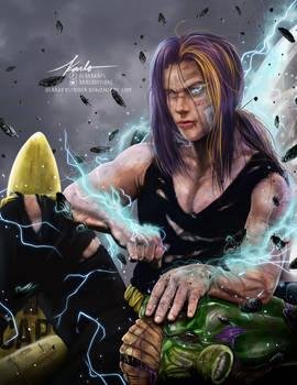 The Last Saiyan - Future Trunks