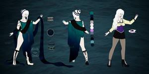 [CS] Sailor Eridanus - Reference