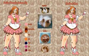 [CA] Sailor Wascoite Guinea Pig Ref by shuu-bunni