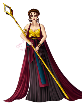 [MCU] Lady Sigyn