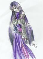 Older Hotaru by shuu-bunni