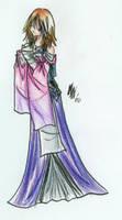 KH Styled Yuna by shuu-bunni