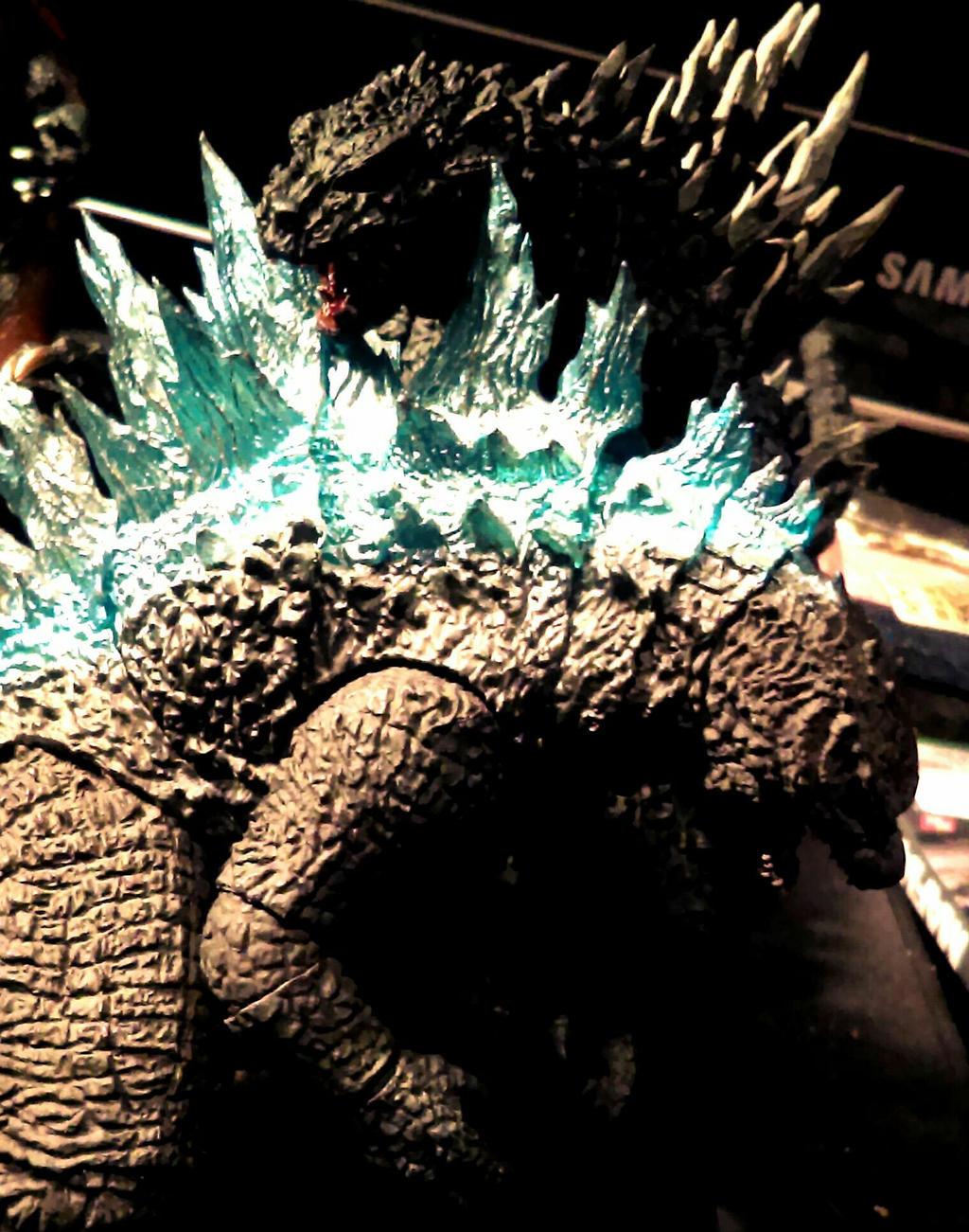 Godzilla 2014 vs Godzilla 2000 (2) by Kongzilla92 on ...