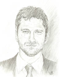 Gerard Butler new by bcstroud