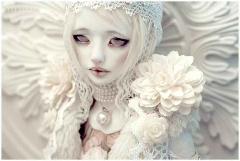 Winter Flowers by Bluoxyde