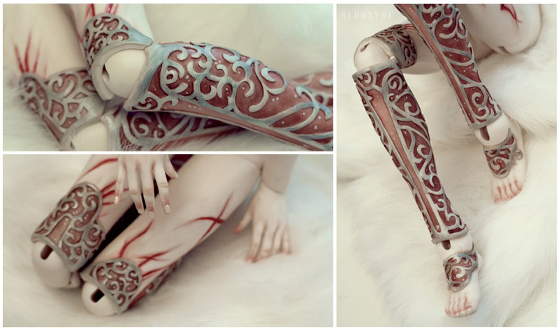 Prosthesis Nouveau by Bluoxyde