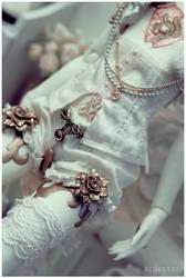 Iron Flower by Bluoxyde