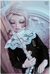 Vampie boy by Bluoxyde