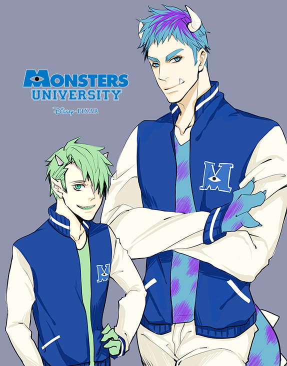 Monsters University By Cielo0903 ...