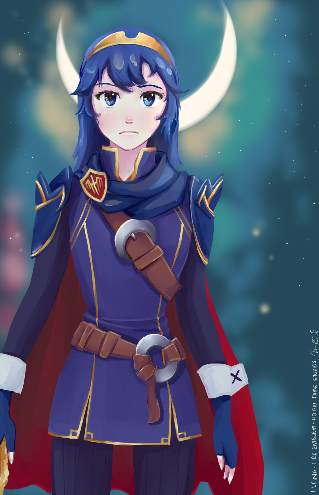 Lucina (Fire Emblem Awakening) by kytobitt on DeviantArt