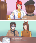 Remnant and Relics 1 - RWBY Parks and Rec parody