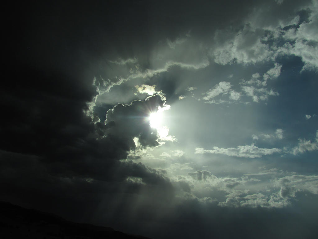 Dramatic Clouds 1 by Zepher-Stock