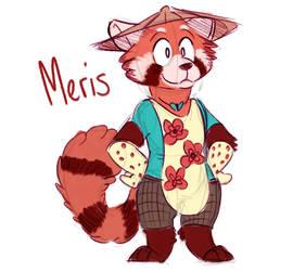 Meris by FinestFox