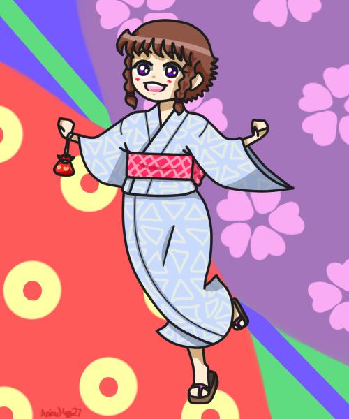 BRING ON THE MATSURI by AnimeMeg27