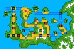 Worldmap Region Kaun by TheGreatZeKro