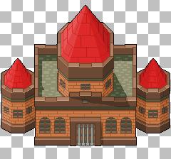 Castle Tile by TheGreatZeKro