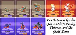 Free Fakemon