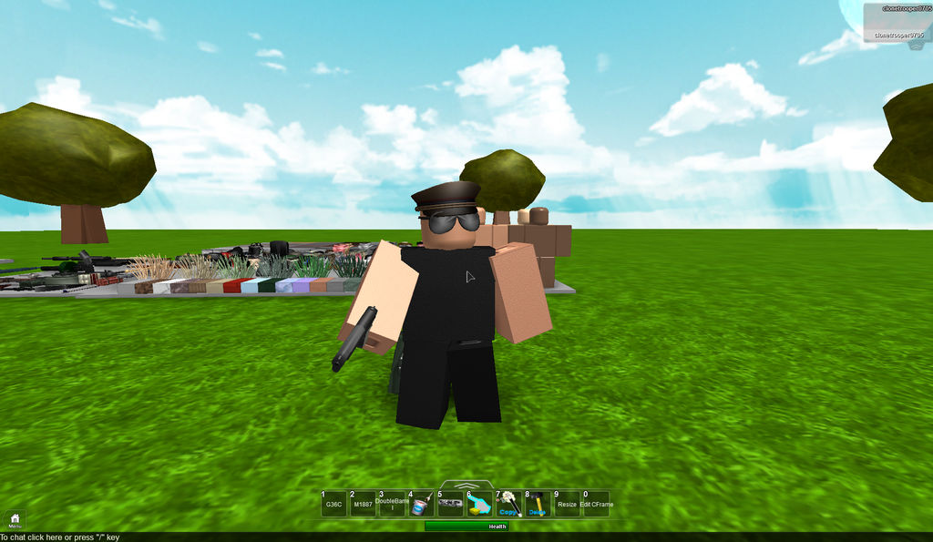 Roblox cframe - officer by xDS7Edits on DeviantArt