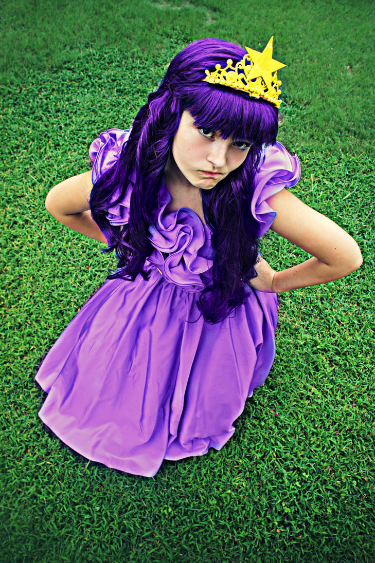 Lumpy Space Princess by OMGcosplay