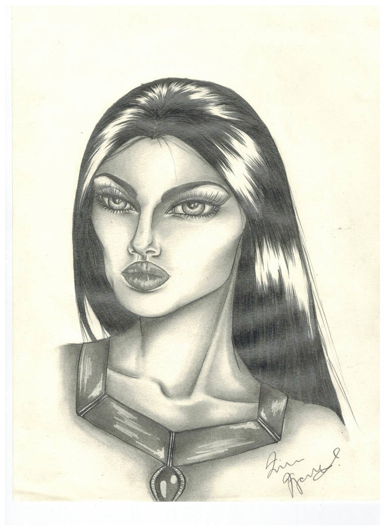 Pocahontas by korwis