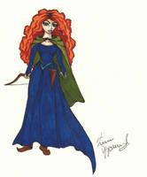 Merida by korwis