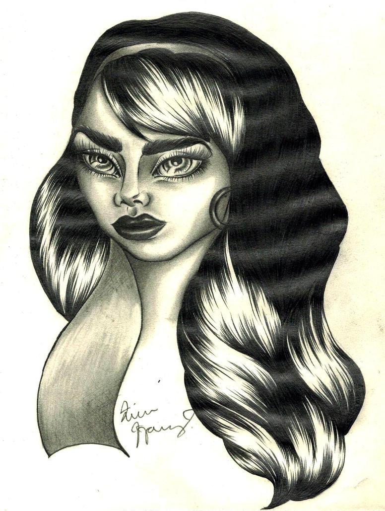 Esmeralda by korwis
