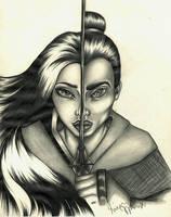 Born warrior by korwis