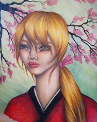 Yuya Shiina by korwis
