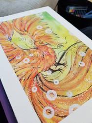 Phoenix by korwis