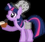 Detective Twilight Sparkle