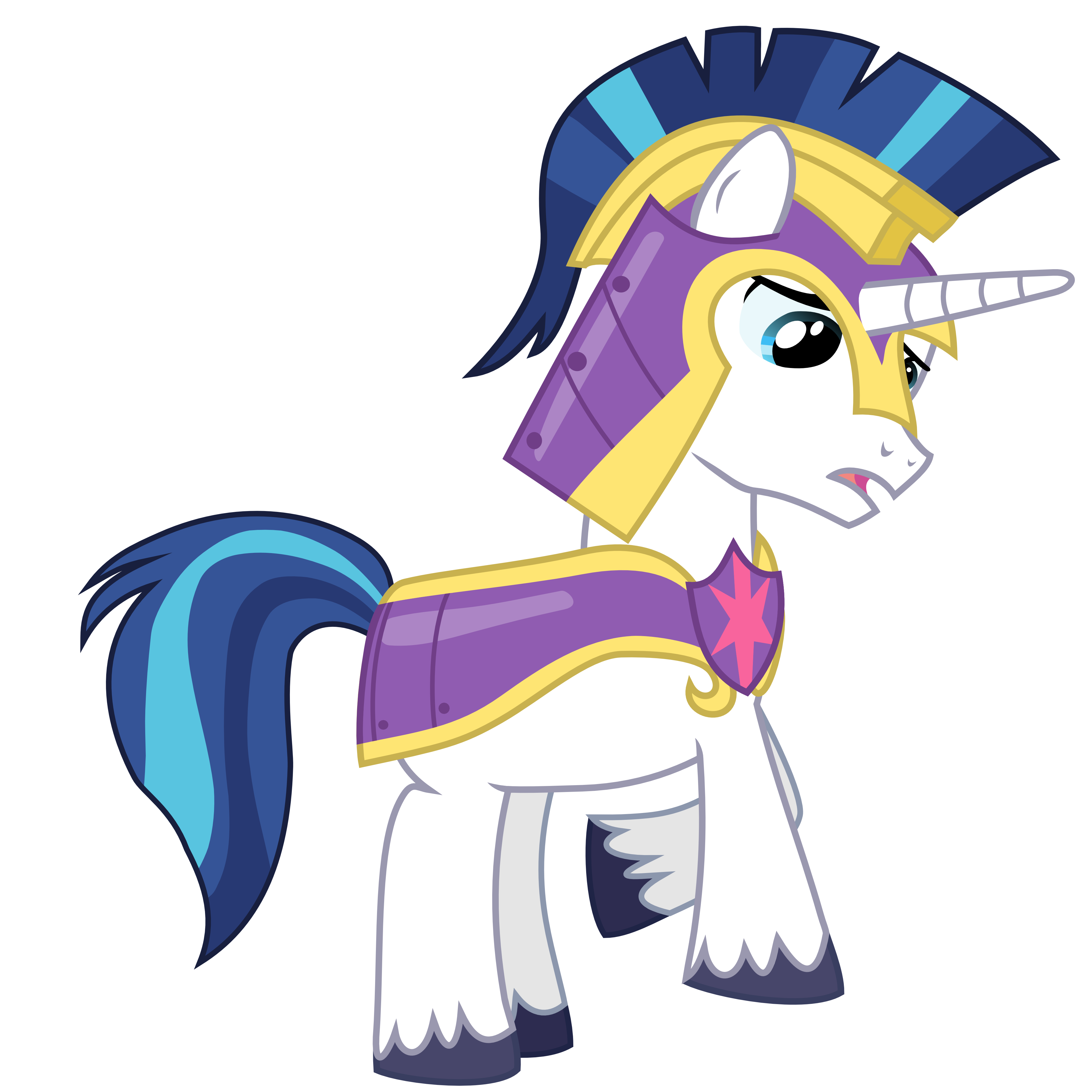 My little pony prince shining armor - photo#10