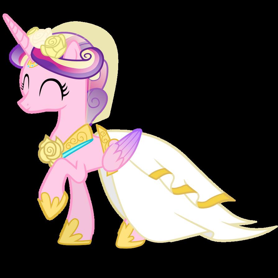 Happy princess cadance by 90sigma on deviantart