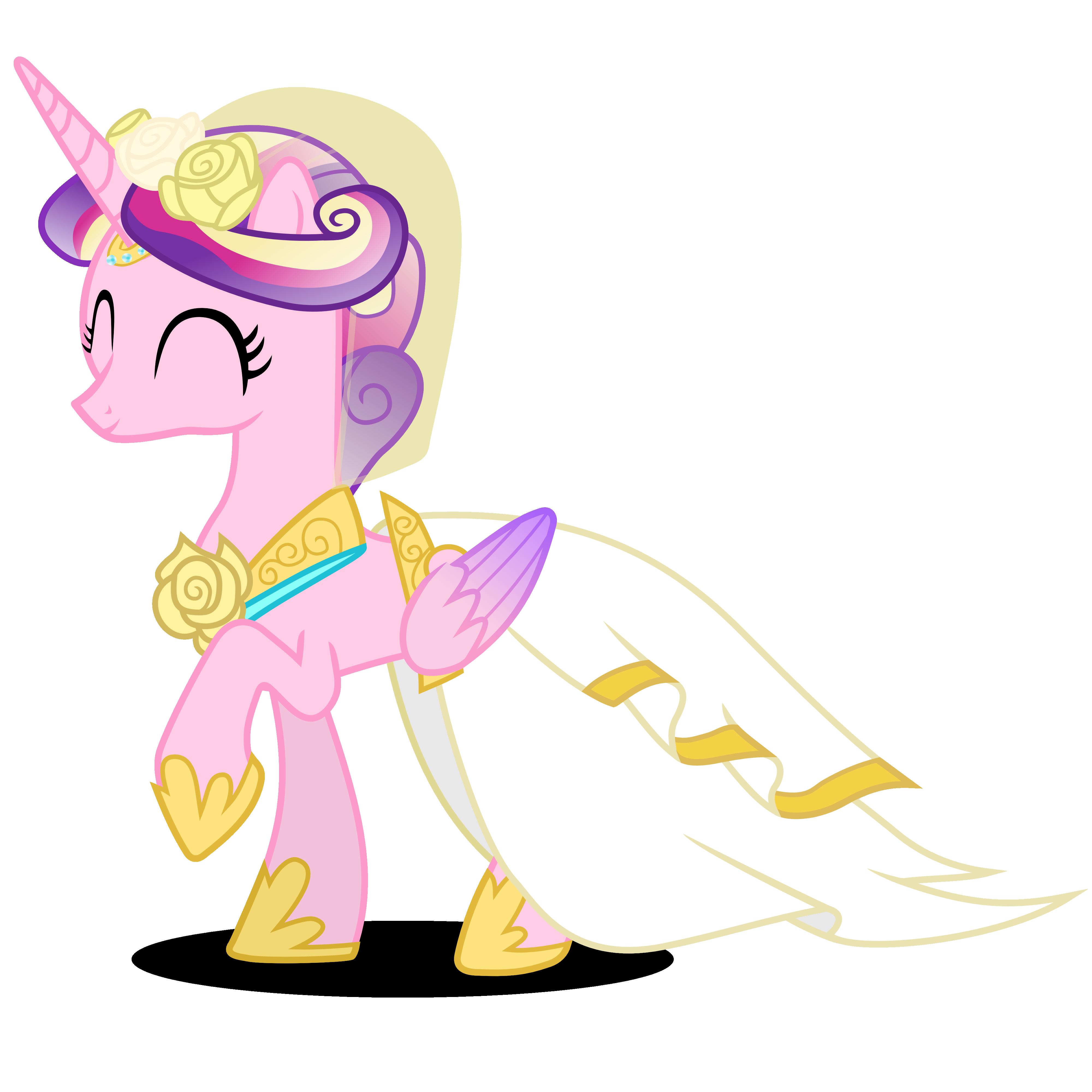 Happy Princess Cadance