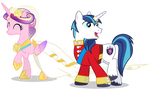 Cadance and Shining (After the Wedding)